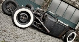 Phoenix Arizona is the Perfect Place to Build a Rat Rod