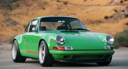 2011 Singer Porsche 911 is a Hot Rod with Class