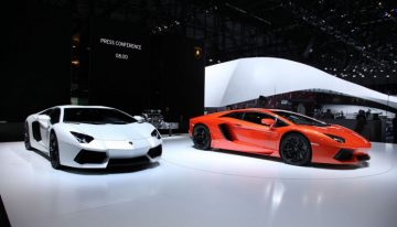 Lamborghini Aventador is a Super Car Ahead of the Pack