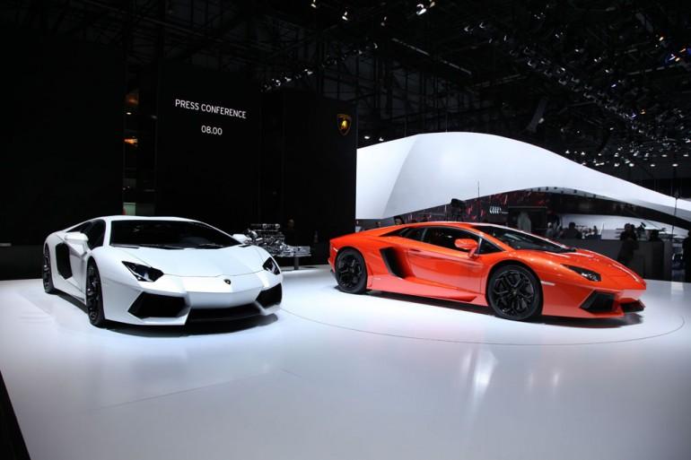 Porsche North Scottsdale >> Lamborghini Aventador is a Super Car Ahead of the Pack