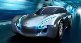 Nissan Esflow Concept Car Offers Phoenix Arizona High Peformance at Zero Emmisions