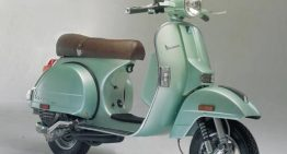 Vespa Offers Phoenix A Timeless Classic