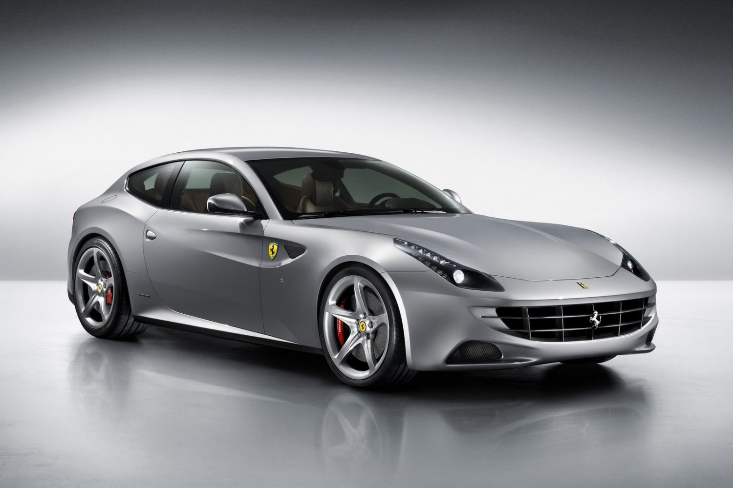 The Ferrari FF Delivers in Pure Performance and Practicality
