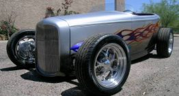 Spring Nationals Hot Rod Show In Scottsdale…