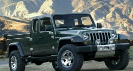 Jeep Reviving the Gladiator Pickup in a new Form