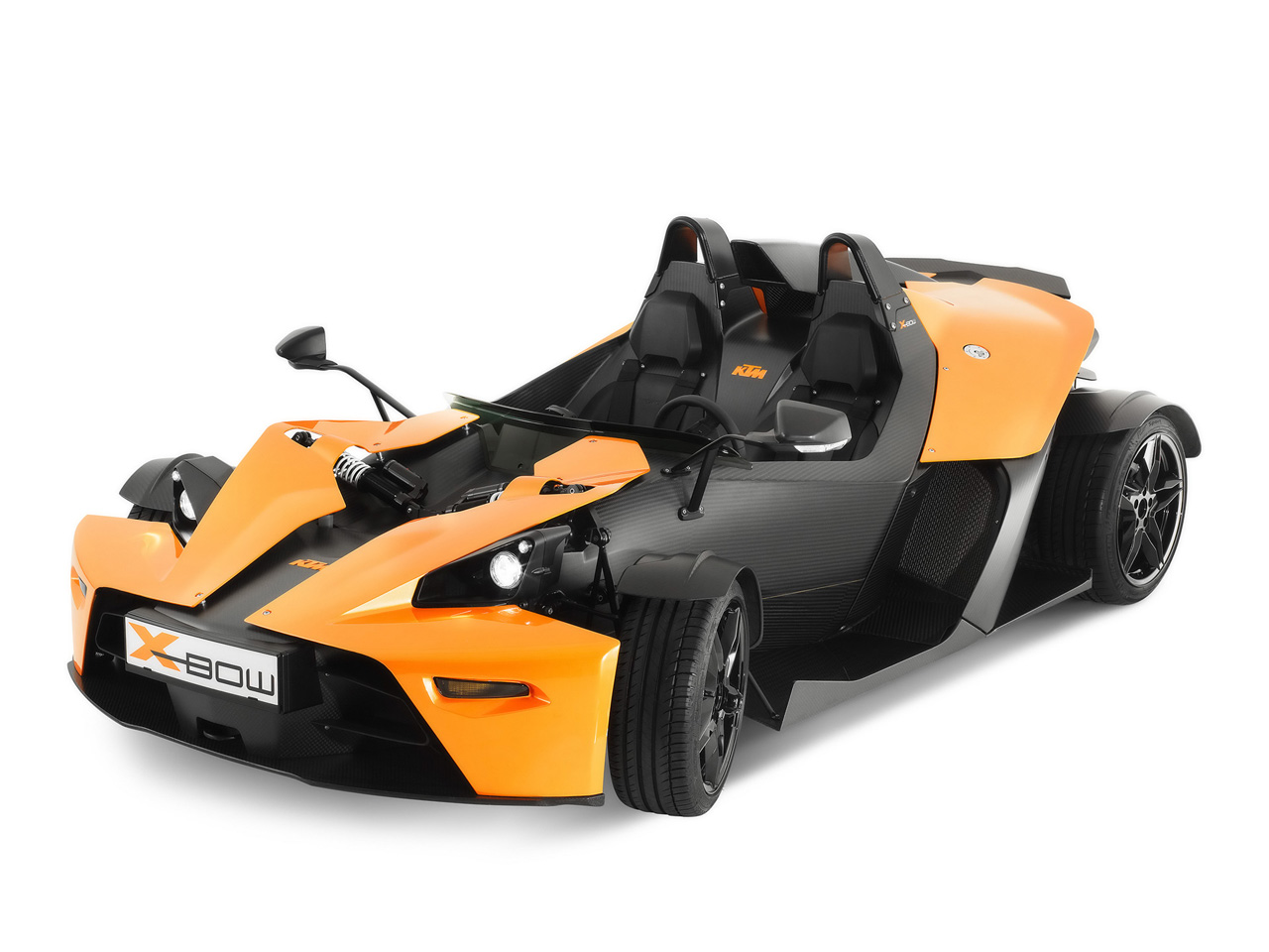Ktm Offers 134 Mph Street Legal Go Kart Racer