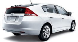 2nd Generation Honda Insight Cheapest Hybrid on the Market