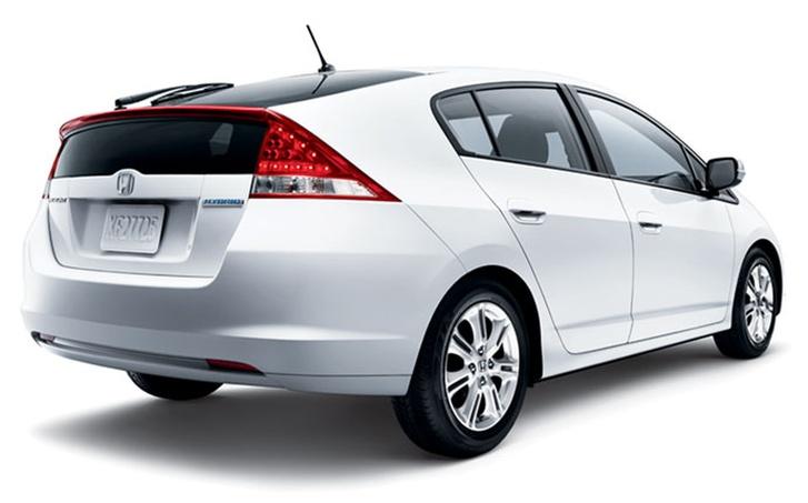 2nd Generation Honda Insight Cheapest Hybrid on the Market