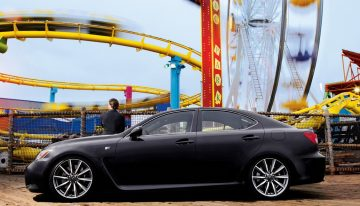 Lexus IS F Offers High Performance Sport with Luxury