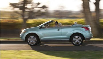 New CrossCabriolet is a Vehicle for a Journey