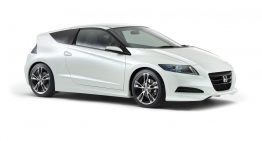 New Honda CR-Z Offers Sport Cool and Hybrid MPG at a Low Price