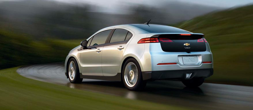 Chevy Volt Wins World Car Award at NYC International Auto Show