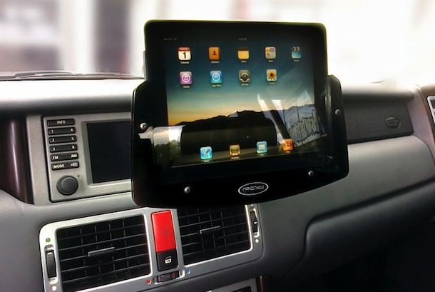 Three Solid Reasons to Mount and iPad 2 in Your Car