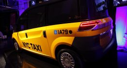 Karsan in Lead for New NYC Taxi