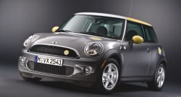 Mini E All Electric Sport is Ready to Hit the Market