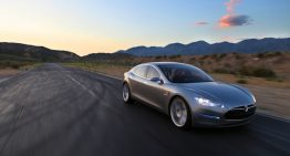 SpaceX Founder Designs All Electric Tesla Model S