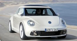 New 2012 Volkswagen Beetle to Sell in US