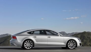 2012 Audi A7 Offers Future Forward Optimism with Style