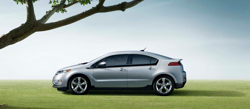 GM Boosting Chevy Volt Production in Response to Demand