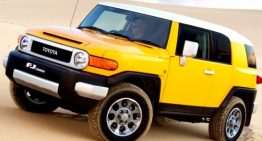 2011 Toyota FJ Cruiser Can Handle the Arizona Wilderness