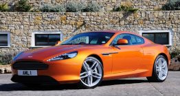 Aston Martin Virage Returns to North America