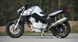 2011 BMW F800R Urban Bike is a Perfect Choice for Phoenix