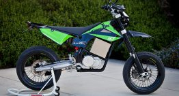 Brammo Takes Electric Motorcycle World by Storm With Six Gears