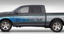 Arizona Chosen as Testing Grounds for Chrysler Hybrid Pickup
