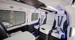 Luxury Mercedes-Benz Helicopter Hits the Market