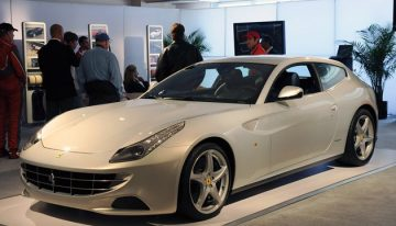 Ferrari FF Makes North American Debut