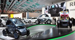 Renault Offers All Electric Mini-Car for Under $10k