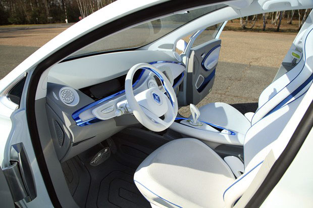 Renault Zoe EV: Like Driving a French Kitchen Appliance