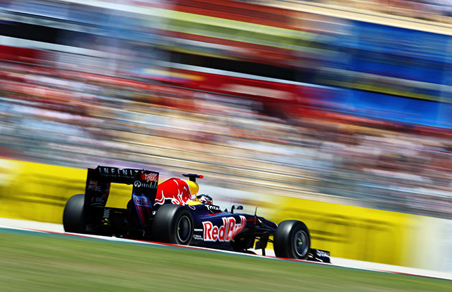 Red Bull F1 Race Team Seeks Help from Nissan Leaf Technology