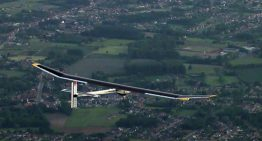 Solar Airplane Completes It's Maiden Voyage