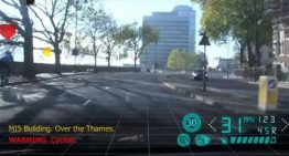 GM Augmenting Reality with it's Multi-IS Windshields