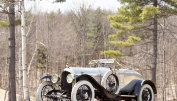 World's Oldest Bentley Up For Auction At Pebble Beach