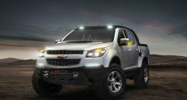 Chevy Colorado Concept Leads the Way in Turbodiesel