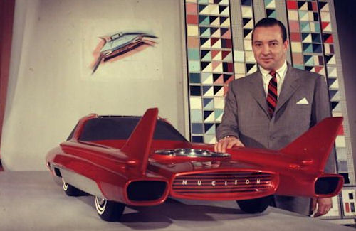 Nulear Powered Past of the Ford Nucleon Concept