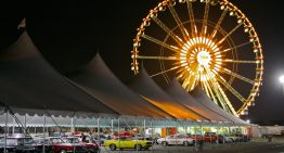 Classic Car Show and Auction This Weekend in Newport Beach