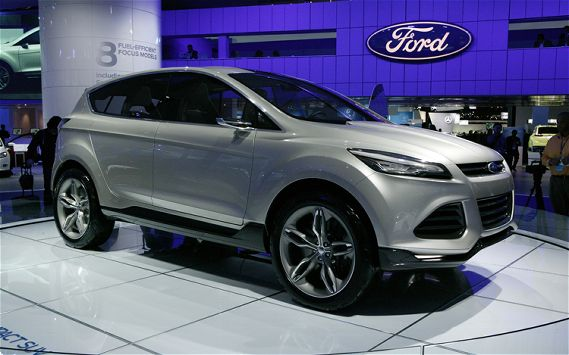 Ford Vertrek Concept Will Likely Replace Ford Escape