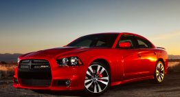2012 Dodge Charger SRT8 is Pure American Muscle