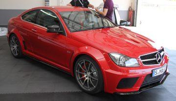 Mercedes-Benz Unveils Latest Racing Machine