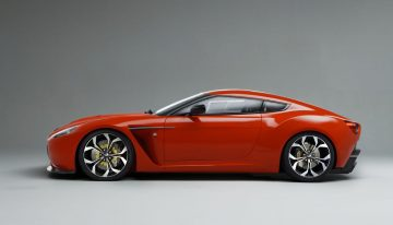 Aston Martin and Zagato Reveal Super Muscle Car