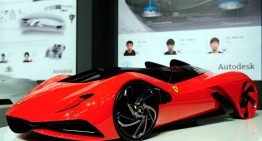 Student Concept Catches Eye of Ferrari
