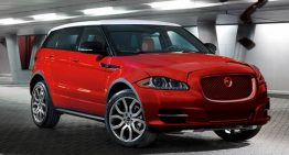 Jaguar Crossover SUV On Its Way?
