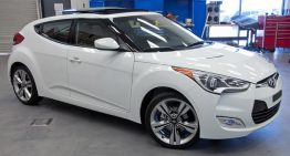 2012 Hyundai Veloster Offers Style and Affordability