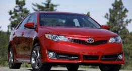 2012 Toyota Camry Adds Strength to Perfection