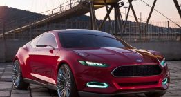 Ford Evos Concept Fuses Style and Innovation