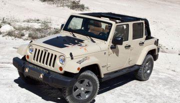 Desert Dwelling SUVs Improve Fuel Economy