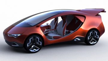 Set Eyes to Stunned for Russian Yo-Mobile Concept